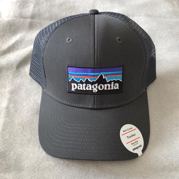 Patagonia P-6 Trucker Hat f22cb09fd279